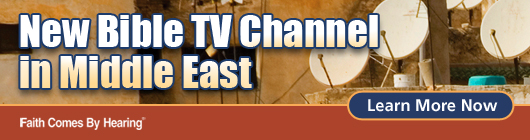 New Bible TV Channel in Middle East